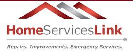 Home Service Link Logo